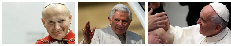 La postura de los Papas frente a Medjugorje