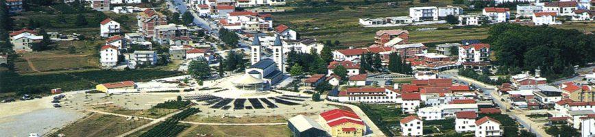 Pueblo de Medjugorje