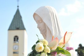 Virgen de Medjugorje Reina de la Paz