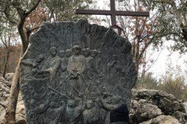Via Crucis Medjugorje Jesús condenado a muerte