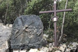 Via Crucis Medjugorje Jesús consuela a las mujeres de Jerusalén