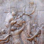 Via Crucis Medjugorje: Jesús bajado de la cruz