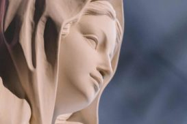 Virgen Maria Escuela Oración