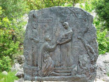 Visita de la Virgen a su prima Santa Isabel - Rosario Medjugorje
