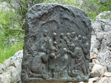 Nacimiento de Jesús en Belén - Rosario Medjugorje
