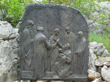 Presentación de Jesús en el Templo - Rosario Medjugorje